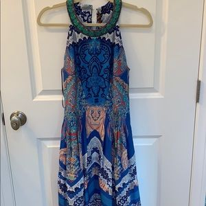 Anthropologie Ranna Gill maxi dress new